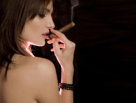 מעשנת סיגר