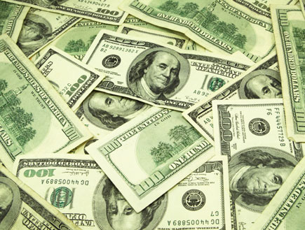 דולרים (צילום: istockphoto ,istockphoto)