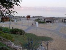 אטרקציות: חוף מינרל בים המלח