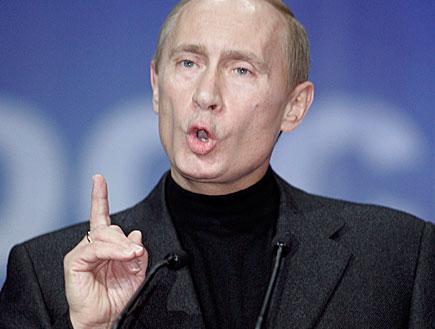 ולדימיר פוטין (צילום: רויטרס ,רויטרס3)