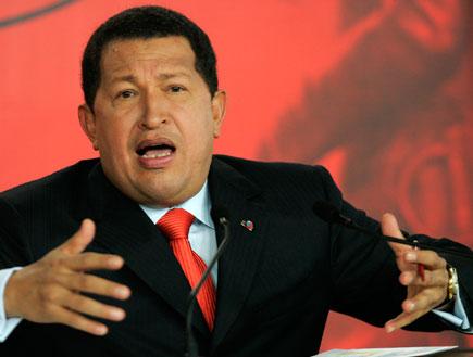 הוגו צ'אבס (צילום: רויטרס ,רויטרס3)