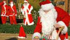 סנטה קלאוס (צילום: אור גץ, רויטרס1)