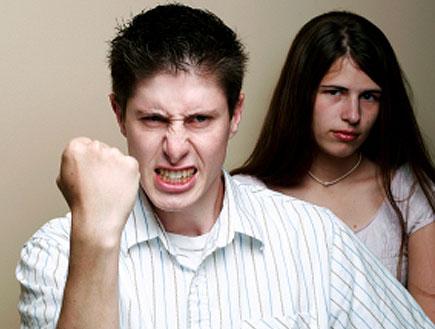 גבר כועס (צילום: jupiter images ,jupiter images)