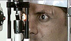 בדיקת עיניים (תמונת AVI: אור גץ, חדשות1 ערוץ 2)