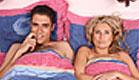 נבוכים במיטה (צילום: עודד קרני)