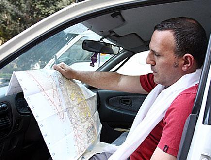 פותח מפה 3699 (צילום: עודד קרני)