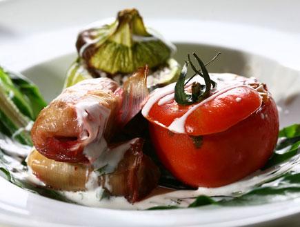 ממולאים במסעדת סיטרה (צילום: יח