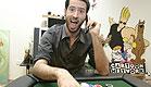 עידו רוזנבלום משחק פוקר (צילום: שוקה כהן ,mako)