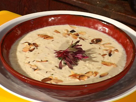 קימל, מרק ארטישוק ירושלמי (וידאו WMV: mako ,mako)
