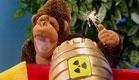 שוקי והפצצה (צילום: טופי והגורילה)