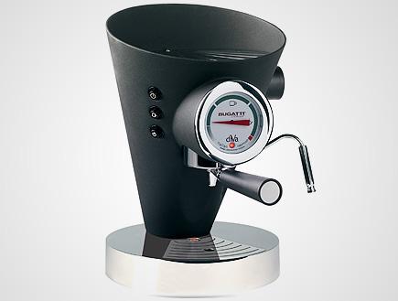 מכונת קפה בוגאטי שחורה (יח``צ: יחסי ציבור)