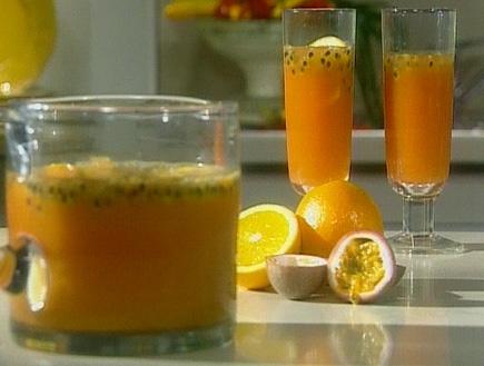 קמפרי פסיפלורה תפוזים (תמונת AVI: עדי רם ,mako)
