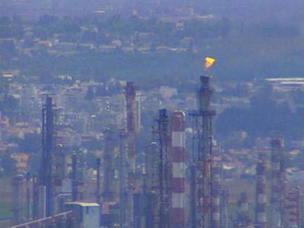 זיהום אויר(חדשות 2)