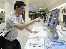 פתיחת סניף אפל בישראל