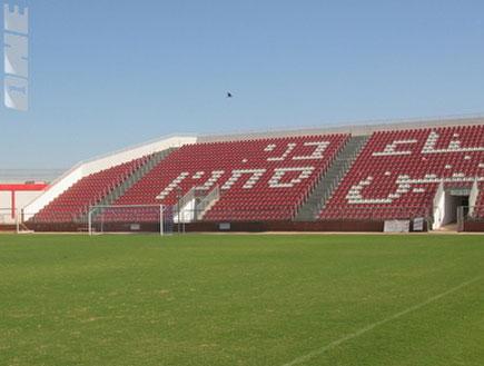 אצטדיון דוחא (צילום: עמית מצפה ,מערכת ONE)