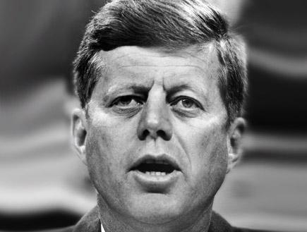 ג'ון קנדי (צילום: Getty images ,getty images)