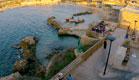 """טיולים לצפון: נמל קיסריה (צילום: יח""""צ)"""