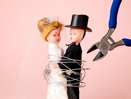 גירושין (צילום: istockphoto ,istockphoto)