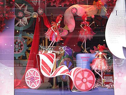 חלונות ראווה של חג המולד 3