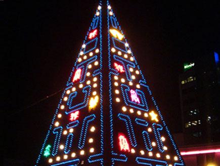 עץ חג המולד במדריד