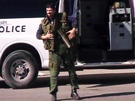 יחידת החבלנים בפעולה (צילום: חדשות 2 - ארכיון)