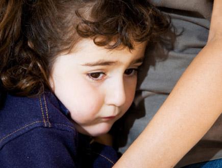 ילדה עצובה(istockphoto)