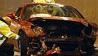 הרכב של רונאלדו לאחר תאונת דרכים(רויטרס)