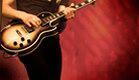איש מנגן בגיטרה (צילום: istockphoto ,istockphoto)