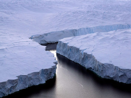 קרחונים באנטארקטיקה (צילום: אימג'בנק-Getty Images)