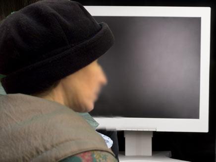 חרדיות, אוהבות אינטרנט? (צילום: עיבוד גרפי (חדשות 2))