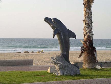 טיול באשדוד: חוף הים