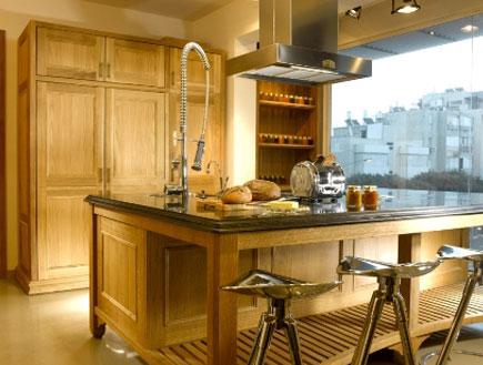 עיצוב טבעי של מטבחי דקור