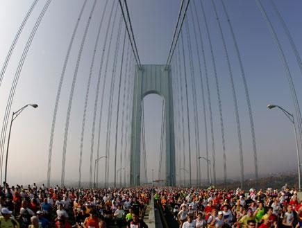 מרתון ניו יורק(getty images)
