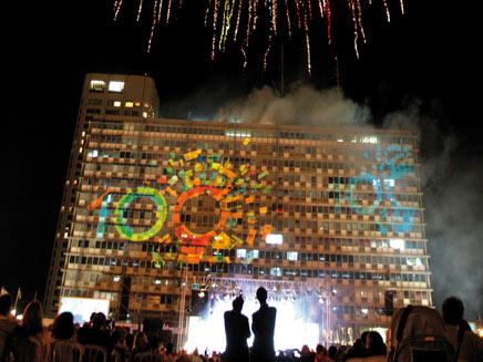 שווה לגור בתל אביב? (צילום: חדשות 2)
