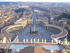 רומא: כיכר פטר הקדוש