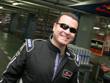 יעקב איילון- קרטינג (צילום: בן פרג' ,mako)