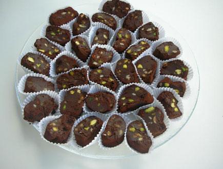 נקניק שוקולד לפסח (צילום: יחסי ציבור ,יחסי ציבור)