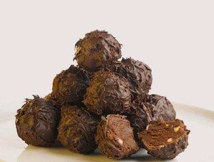 כדורי שוקולד עשירים לפסח של אלינוער רבין