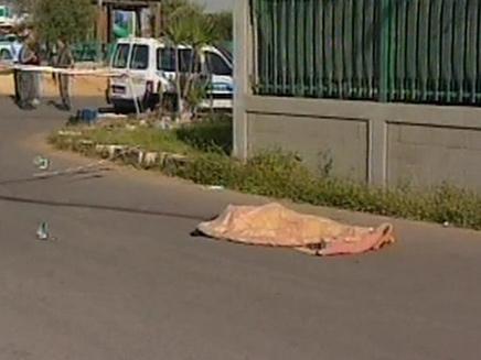 גופה, ארכיון (צילום: חדשות 2)