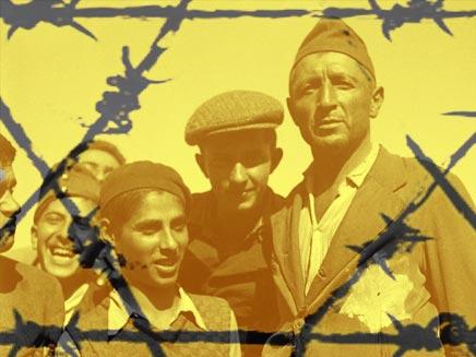 יום השואה: תלמידים התפרעו בהצגה (צילום: חדשות 2 - shutterstock)