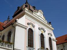 ארמון גודולו, הונגריה