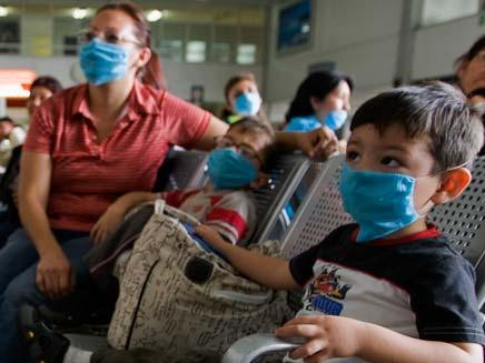 יחזרו ללבוש מסכות באסיה? ארכיון (צילום: רויטרס)
