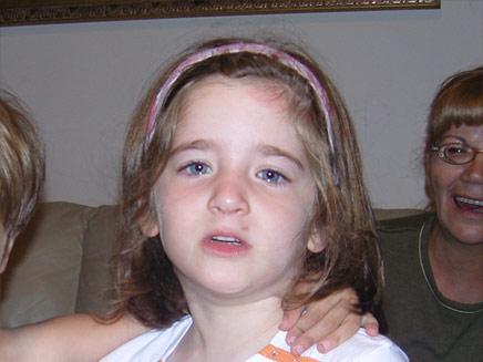 רצח הילדה רוז פיזאם (צילום: חדשות2)
