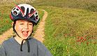 טיול אופניים עם הילדים(יחצ)