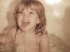 מיי נהנית באמבטיה