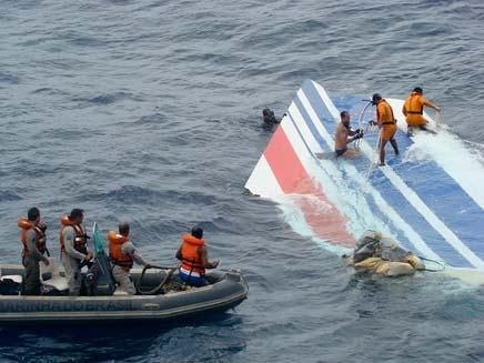 שרידי המטוס שהתרסק. ארכיון (צילום: רויטרס)