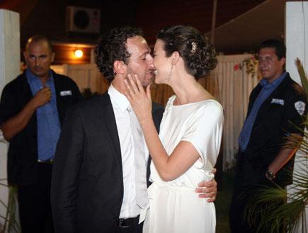 חתונה יעל גולדמן ואורי פפר
