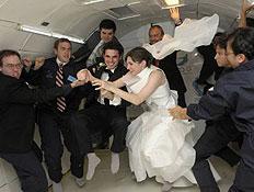 חתונה באוויר