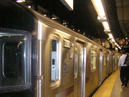 רכבת תחתית. ארכיון (צילום: אור גלזר)