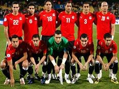 נבחרת מצרים בכדורגל